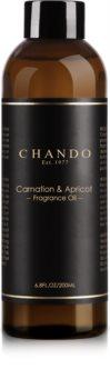 Chando Fragrance Oil Carnation & Apricot náplň do aróma difuzérov 200 ml