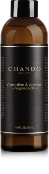 Chando Fragrance Oil Carnation & Apricot reumplere în aroma difuzoarelor 200 ml