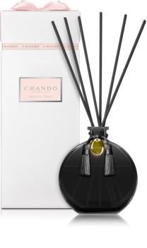Chando Elegance Oriental Peony diffuseur d'huiles essentielles avec recharge 80 ml