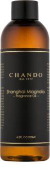 Chando Fragrance Oil Magnolia napełnianie do dyfuzorów 200 ml