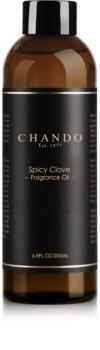 Chando Fragrance Oil Spicy Clove reumplere în aroma difuzoarelor 200 ml