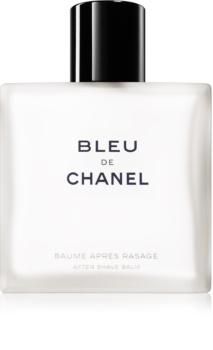 Chanel Bleu de Chanel balsam după bărbierit pentru bărbați 90 ml
