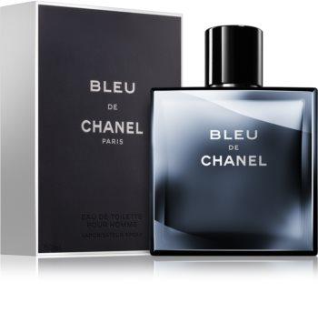Chanel Bleu de Chanel Eau de Toilette für Herren 150 ml