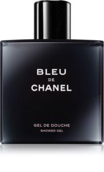 Chanel Bleu de Chanel tusfürdő férfiaknak 200 ml