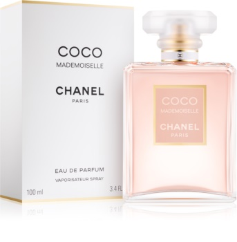 Chanel Coco Mademoiselle eau de parfum nőknek 100 ml