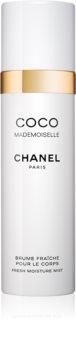 Chanel Coco Mademoiselle tělový sprej pro ženy 100 ml