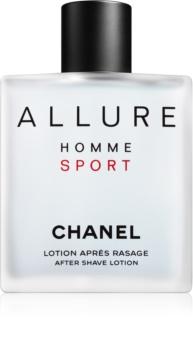 Chanel Allure Homme Sport voda po holení pre mužov 100 ml
