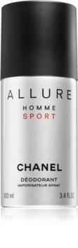 Chanel Allure Homme Sport Deo Spray voor Mannen 100 ml