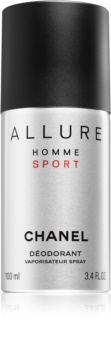 Chanel Allure Homme Sport deospray pre mužov 100 ml