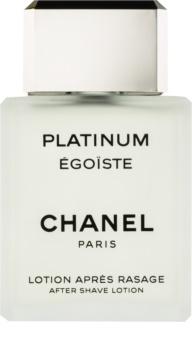 Chanel Egoiste Platinum after shave pentru barbati 100 ml