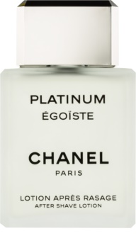 Chanel Égoïste Platinum after shave pentru bărbați 100 ml