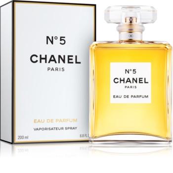 Chanel N°5 Parfumovaná voda pre ženy 200 ml