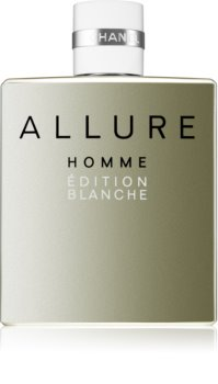 8a6afe2847 Chanel Allure Homme Édition Blanche