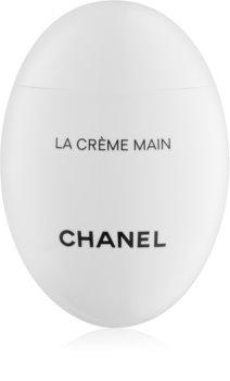 Chanel La Crème Main Moisturizing Hand Cream and Nail with Lighting Effect