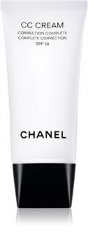 Chanel CC Cream Crema matifianta SPF50