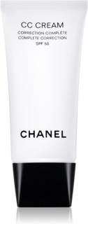 Chanel CC Cream вирівнюючий крем SPF50
