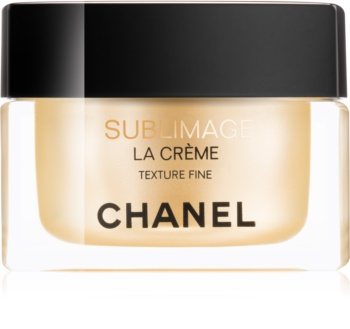 Chanel Sublimage creme regenerador leve antirrugas