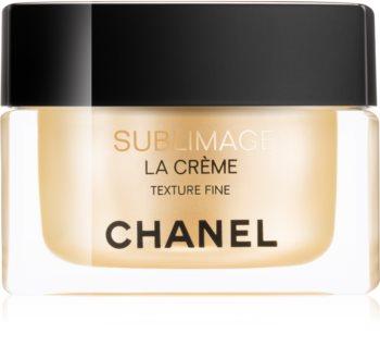 Chanel Sublimage lahka obnovitvena krema proti gubam