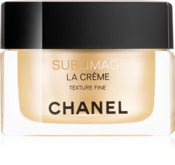 Chanel Sublimage lekki krem regenerujący przeciw zmarszczkom