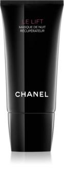 Chanel Le Lift нічна відновлювальна маска для обличчя