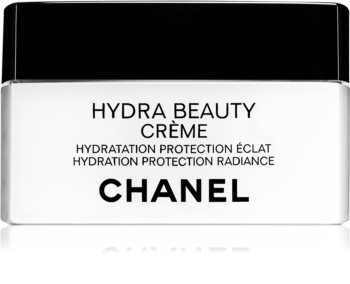 Chanel Hydra Beauty creme hidratante embelezador para pele normal a seca