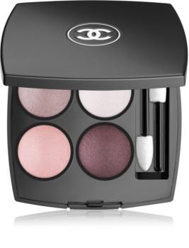 Chanel Les 4 Ombres intenzívne očné tiene