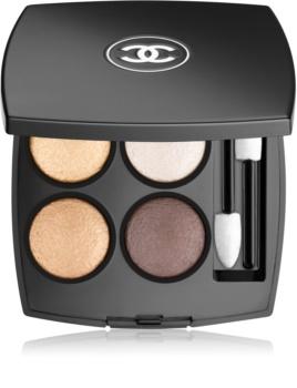 Chanel Les 4 Ombres intensywne cienie do powiek