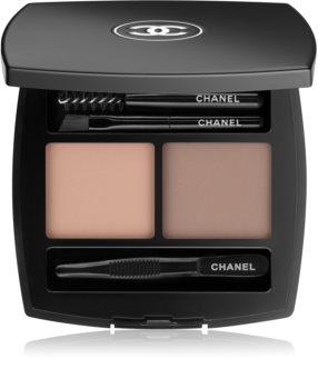 Chanel La Palette Sourcils de Chanel set pentru sprancene perfecte