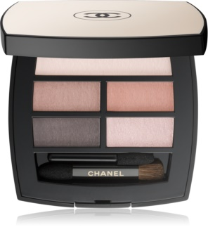 Chanel Les Beiges paleta cieni do powiek