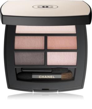 Chanel Les Beiges палітра тіней