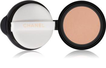 Chanel Les Beiges кремова компактна пудра-основа для безконтактного дозатора