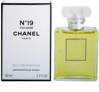 Chanel N°19 Poudré, eau de parfum pour femme 50 ml   notino.be 5160371dbab2