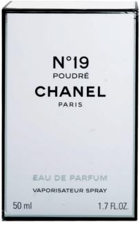 Chanel No.19 Poudré Parfumovaná voda pre ženy 50 ml