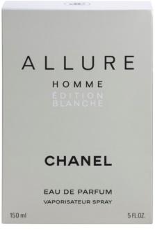 Chanel Allure Homme Édition Blanche eau de parfum pentru barbati 150 ml