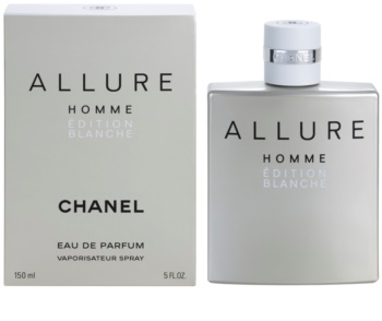 Chanel Allure Homme Édition Blanche Parfumovaná voda pre mužov 150 ml