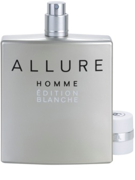 Chanel Allure Homme Édition Blanche parfémovaná voda pro muže 150 ml