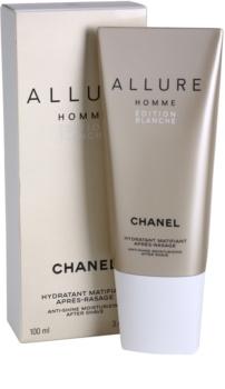 Chanel Allure Homme Édition Blanche Balsamo post-rasatura per uomo 100 ml
