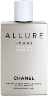 Chanel Allure Homme Édition Blanche душ гел за мъже 200 мл.