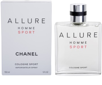 Chanel Allure Homme Sport Cologne, Eau de Cologne for Men 150 ml ... 69473754666