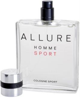Chanel Allure Homme Sport Cologne eau de cologne pentru bărbați 150 ml