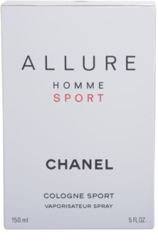 Chanel Allure Homme Sport Cologne Eau de Cologne for Men 150 ml