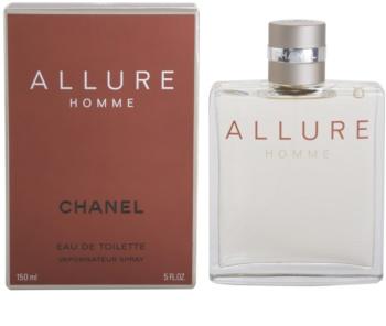 Chanel Allure Homme Eau de Toilette voor Mannen 150 ml