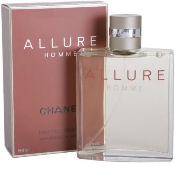 Chanel Allure Homme Eau de Toilette para homens 150 ml