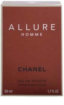 Chanel Allure Homme Eau de Toilette für Herren 50 ml