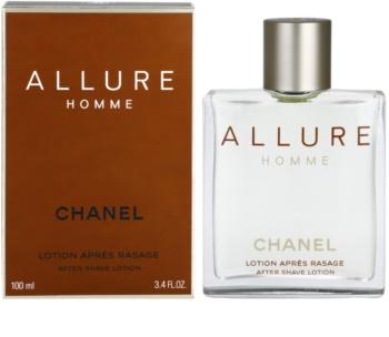 Chanel Allure Homme woda po goleniu dla mężczyzn 100 ml
