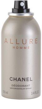Chanel Allure Homme deospray pre mužov 100 ml