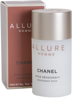 Chanel Allure Homme Deodorant Stick voor Mannen 75 ml