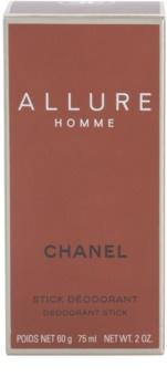 Chanel Allure Homme deo-stik za moške 75 ml