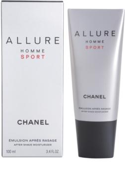 Chanel Allure Homme Sport after shave balsam pentru barbati 100 ml