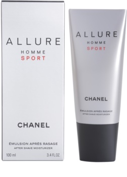Chanel Allure Homme Sport bálsamo after shave para hombre 100 ml